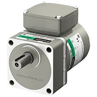 Single-Phase AC Gear Motors