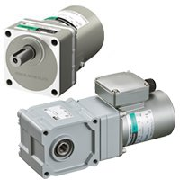 Three-Phase AC Motors for Inverters