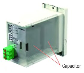 Built-in Capacitor