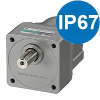 IP67 Rated Brushless DC Motors