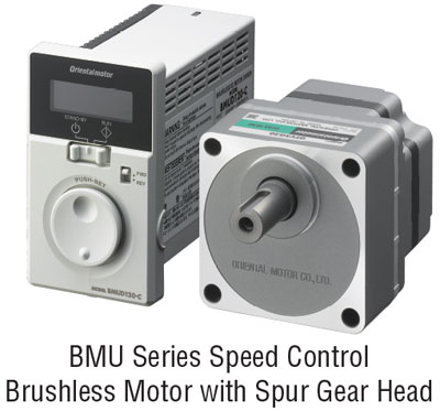 BMU Series Speed Control