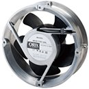 172 mm axial fan
