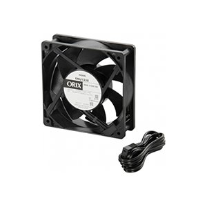 Low Power Consumption AC Axial Fans - EMU Series