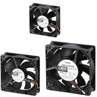 IP68 Splash Proof Fans