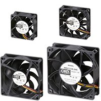 Variable Speed DC Fans