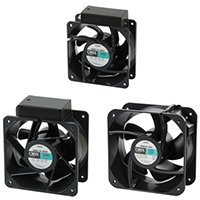 Long Life AC Axial Fans