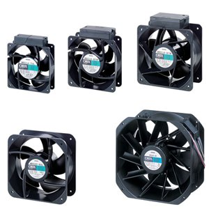 Large AC Axial Fans - MRS Series
