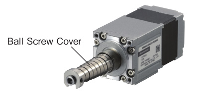 Ball Screw Cover