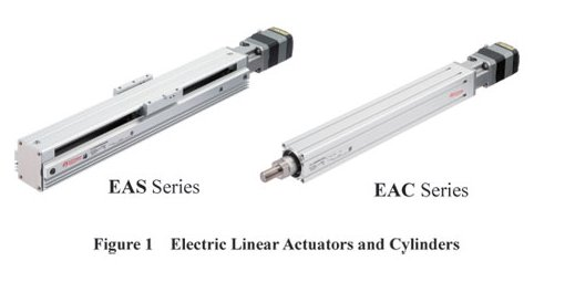Electric Linear Slides and cylinders