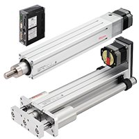 Motorized Linear Cylinders