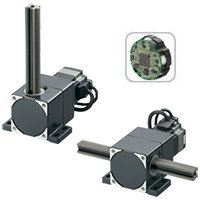 AlphaStep AZ Series Rack and Pinion Linear Actuators