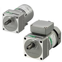 New KII Series Reversible & Electromagnetic Brake Type Motors
