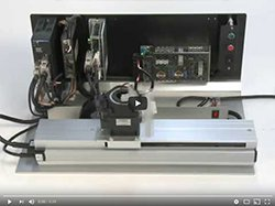 Video - Rotary Actuator and Video Slide Demo