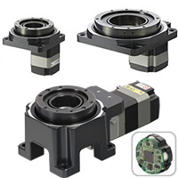 AlphaStep Hollow Rotary Actuators