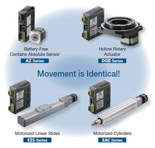 AlphaStep Absolute Encoder Product Family