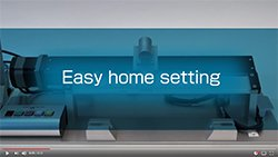 Video - AZ Stepper Motors Easy Home Setting