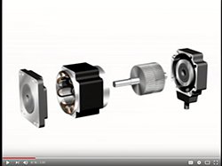 Video - 5-Phase Stepper Motor Structure
