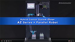 Video - Parallel Robot using Stepper Motors