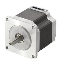 PKP Series 5-Phase Stepper Motors