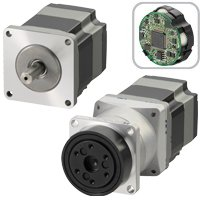 AlphaStep AZ Series Stepper Motors