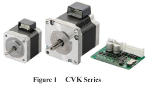Stepper Motors CVK Series